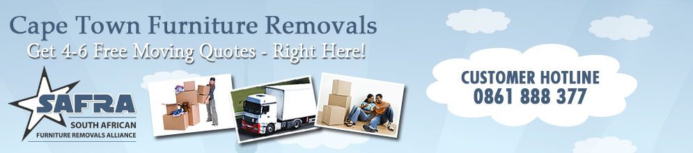 Get 4-6 Free Moving Quotes from Reputable Moving Companies